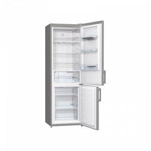 Хладилник с фризер Gorenje NRK6191CX, обем 325 л, клас А+