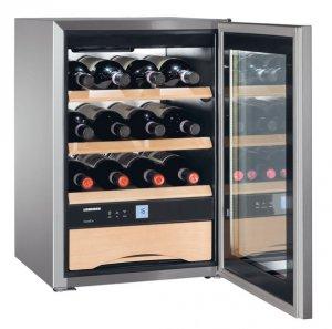 Виноохладител Liebherr WKes 653, обем 47 л, клас А+