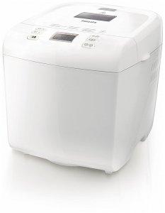 Хлебопекарна Philips HD9015/30, Бяла, 1 бъркалка, Мощност 550 W
