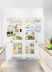 Хладилник за вграждане Liebherr SBS 66I3