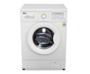 Пералня LG F12B9LD, 5 кг, 1200 об/мин, Клас A++, Бяла