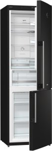 Хладилник с фризер Gorenje RK62FSY2B, клас А+++, обем 321 л