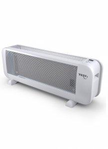 Подов конвектор Tesy MC 2013, 2000w, бял