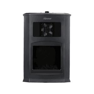 Електрическа камина Diplomat DPL-EFP2412, защита против прегряване, ефект на истински пламъци