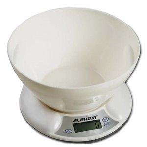 Кухненска везна Elekom EK 3130, капацитет 5 кг, самоизключване
