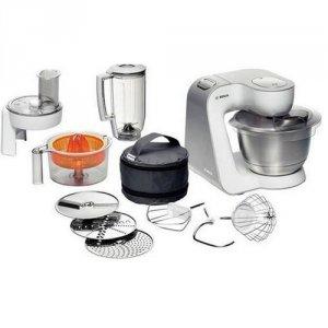 Кухненски робот Bosch MUM54251, капацитет на купата 3.9 л, мощност 900 W