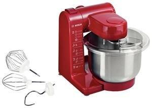 Кухненски робот Bosch MUM44R1, мощност 500 W, 4 степени на работа