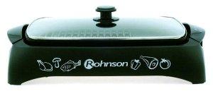 Скара Rohnson R 257, Мощност 2000 W, Незалепваща повърхност, Разглобяема