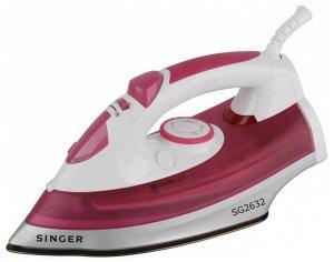 Ютия Singer SG 2632, Мощност 2600 W, Антикапкова система