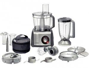 Кухненски робот Bosch MCM 68885, мощност 1250 W, обем 3.9 л