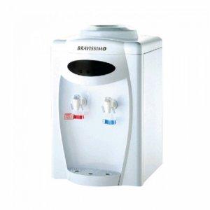Автомат за вода Bravissimo WD 4014 C, компресор, Бял, мощност 590 W