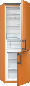 Хладилник с фризер Gorenje RK6192EO, обем 321 л, клас А++