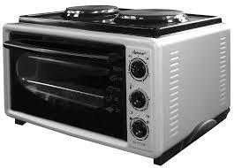 Мини готварска печка Termomax TR3560, Обем 39 л, Клас B, Бял