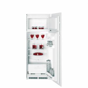 Хладилник за вграждане Indesit IN D 2412, клас А+, обем 230 л