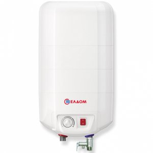 Малолитражен бойлер Eldom 72326 NMP, 15 л., 2 kW, под налягане, над мивка