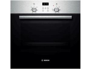 Фурна за вграждане Bosch HBN331E4, Клас А, 66 л, Иноксова