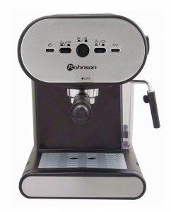 Кафемашина Rohnson R 964, Еспресо, 850 W, 15 бара, Черна