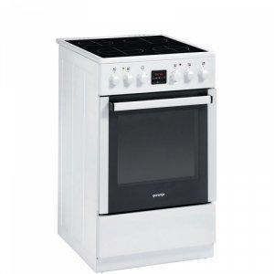 Готварска печка Gorenje EC55325AW, Обем 48 л, Клас A, Бял