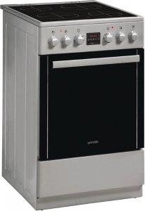 Готварска печка Gorenje EC55325AX, Обем 48 л, Клас А, Сив