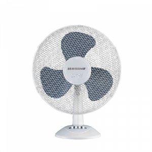 Настолен вентилатор Bravissimo MGDF 1214, 27 W, 3 скорости