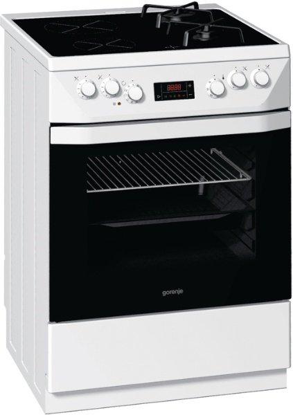 Готварска печка Gorenje KC67337BW, от Technoarena