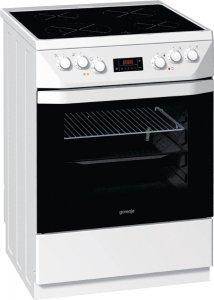 Готварска печка Gorenje EC65320BW, Обем 67 л, Клас А, Бял