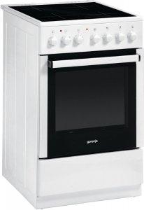 Готварска печка Gorenje EC55203AW, Обем 46 л, Клас А, Бял