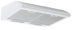 Абсорбатор Concepta FS402 2M 60 WH, капацитет 500 м3/ч, метален филтър