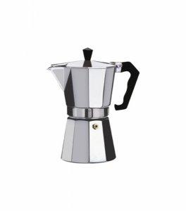 Кафемашина шварц Elekom EK 3010-9, За котлон, 9 чаши, Сива