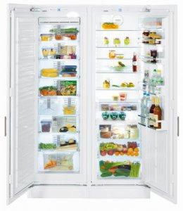 Хладилник за вграждане Liebherr SBS 70I4