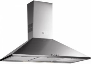 Абсорбатор Teka DBB60 Inox, метални филтри, капацитет 380 м³/ч