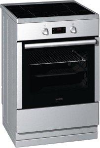Готварска печка Gorenje EIT67422AX, обем 67 л, Клас А, Инокс