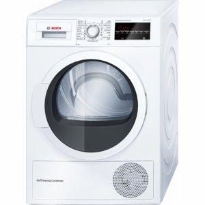 Сишилня Bosch WTW85460BY, обем 8 кг, Клас А++, Бял