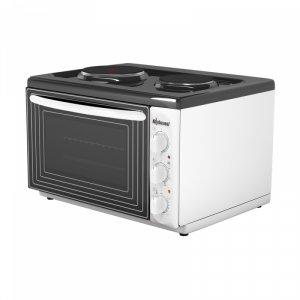 Мини готварска печка Diplomat DPLBW20, Обем 38 л, Клас А