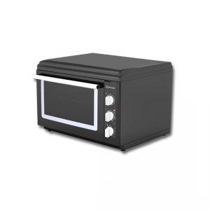 Мини готварска печка Diplomat DPLBSK20E, Обем 38 л, Клас А, Черен