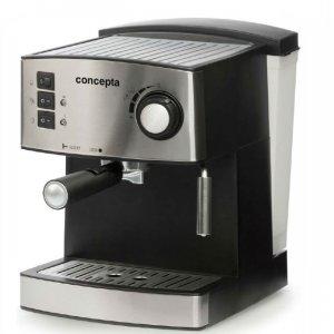 Кафемашина Concepta EC 100, Еспресо, 850 W, 15 бара, Черна