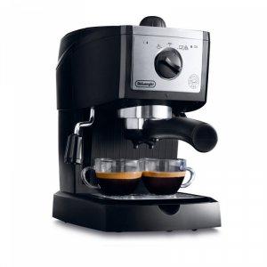 Кафемашина Delonghi EC 156.B, Еспресо, 1100 W, 15 бара, Черна