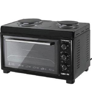 Мини готварска печка Termomax TR13598, Обем 45 л, Клас B, Мощност на фурната 1800 W