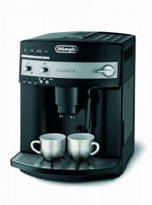 Кафеавтомат Delonghi ESAM 3000, Еспресо, 1450 W, 15 бара, Черна