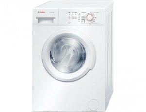 Пералня Bosch WAB 20061 BY, 5.5 кг, 1000 об/мин, Клас А+, Бяла