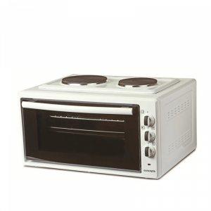 Мини готварска печка Concepta ЕО4220, Обем  42 л, Клас А, Бял