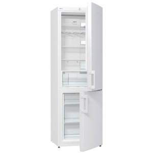 Хладилник с фризер Gorenje NRK6191CW, обем 325 л, клас А+