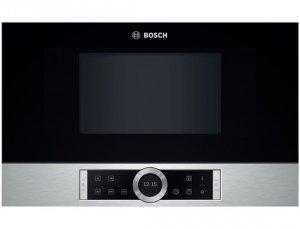 Микровълнова фурна за вграждане Bosch BFL634GS1, 21 л, 900 W