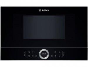 Микровълнова фурна за вграждане Bosch BFL634GB1, 21 л, 900 W
