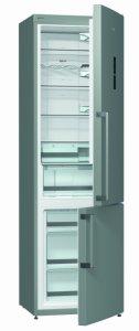 Хладилник с фризер Gorenje NRK6203TX