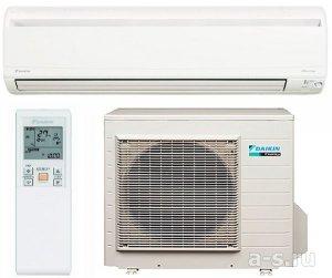 Климатик Daikin FTXS60G/RXS60L, 20000 BTU, клас А++, WIFI