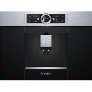 Кафеавтомат Bosсh CTL 636 ES1, Еспресо, 1600 W, 19 бара, Черна