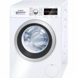 Пералня със сушилня Bosch WVG 30441 EU, Пране 8 кг, Сушене 5 кг, 1500 об/мин, Клас A, Бяла
