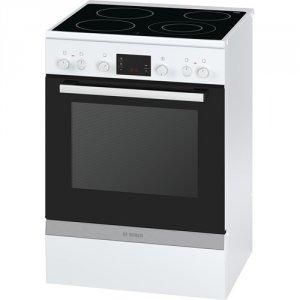 Гoтварска печка Bosch HCA743220F, Обем 66 л, Клас А, Бял