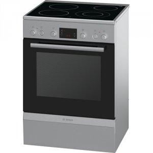 Готварска печка Bosch HCA743250E, Обем 66 л, Клас А, Бял